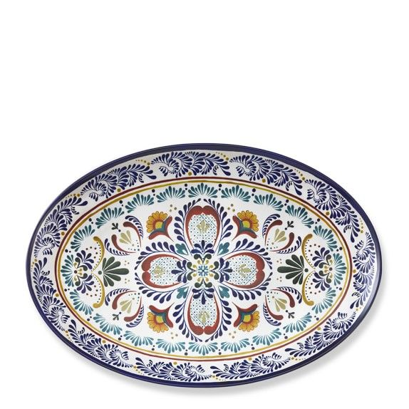 Veracruz Melamine Platter Serveware Set Make Your Own Chocolate