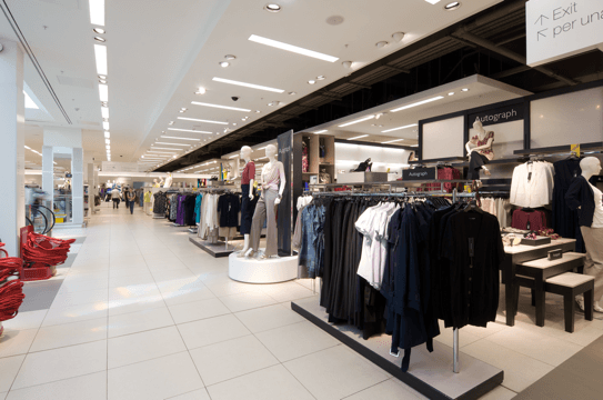 Marks & Spencer | Westfield shopping centre, Marks and spencer, Retail space
