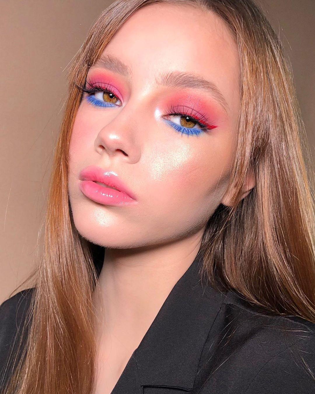 O boom das maquiagens ultra criativas: entenda o movimento que tem a s
