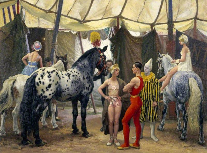 Circus of Dame Laura Knight