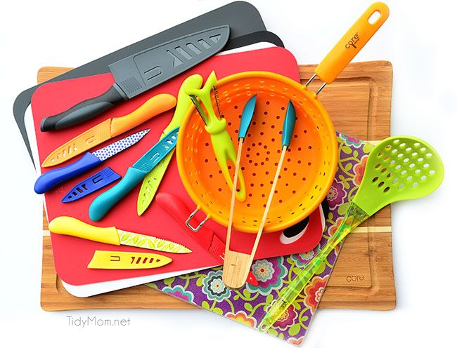 Core Kitchen Tools Where Function Meets Design The Modern Colors And Styles Will Be Sure