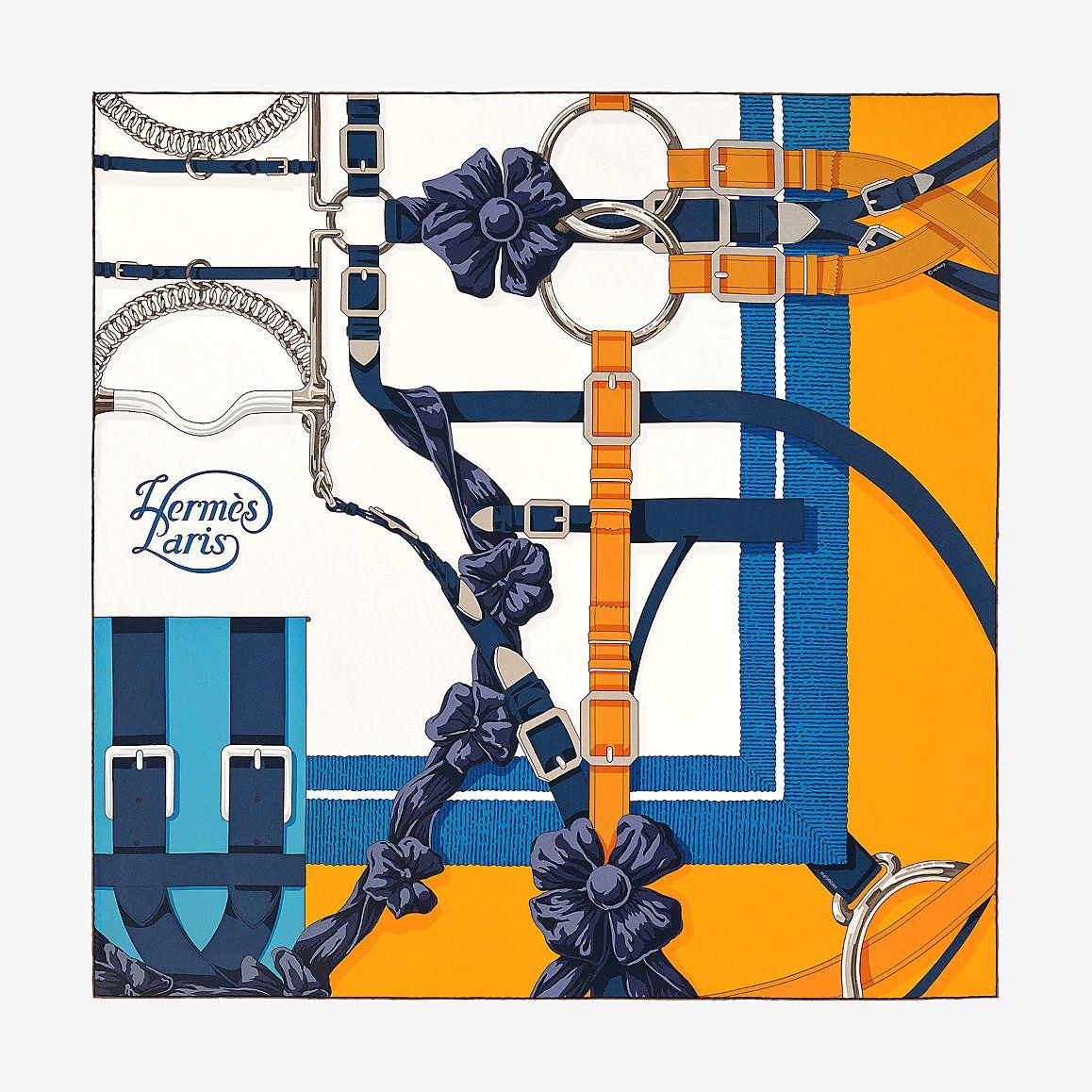 f493ee37fd Grand Manege Detail scarf 90 in 2019