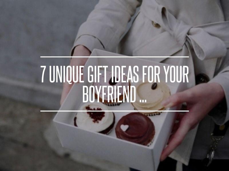 7 Unique Gift Ideas For Your Boyfriend Simple
