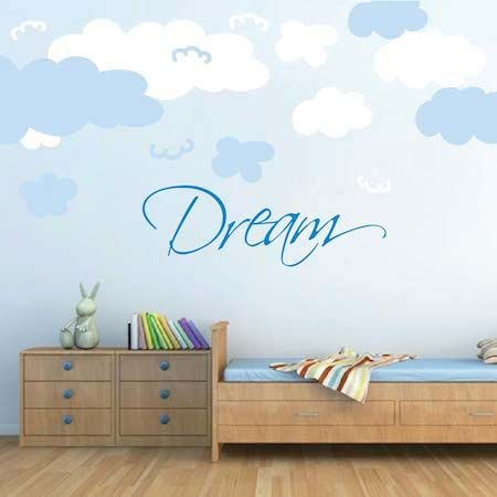 Cloud Wall Decals Wall Decals Cloud And Walls - Nursery wall decals clouds