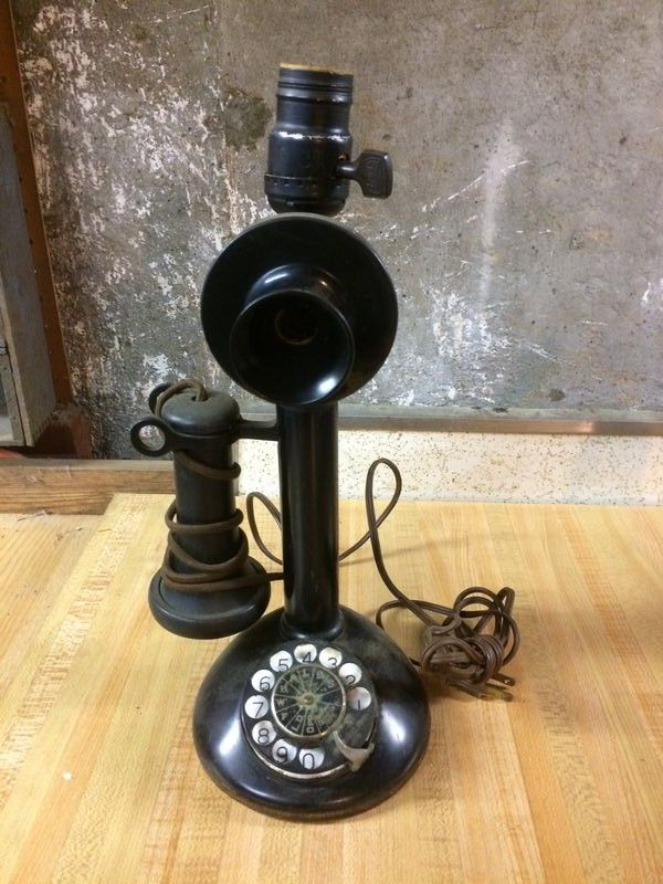 vintage phone collection w wooden chest phone collection features rh pinterest com