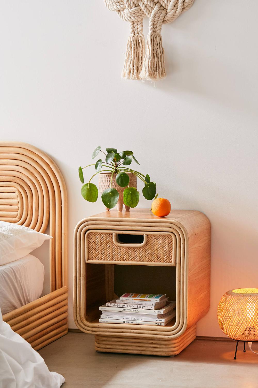 Ria Nightstand Living Room Furniture Home Decor Furniture Design