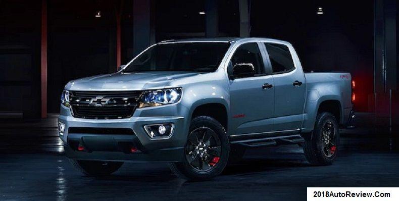 2018 Chevrolet Colorado Redesign, Release Date
