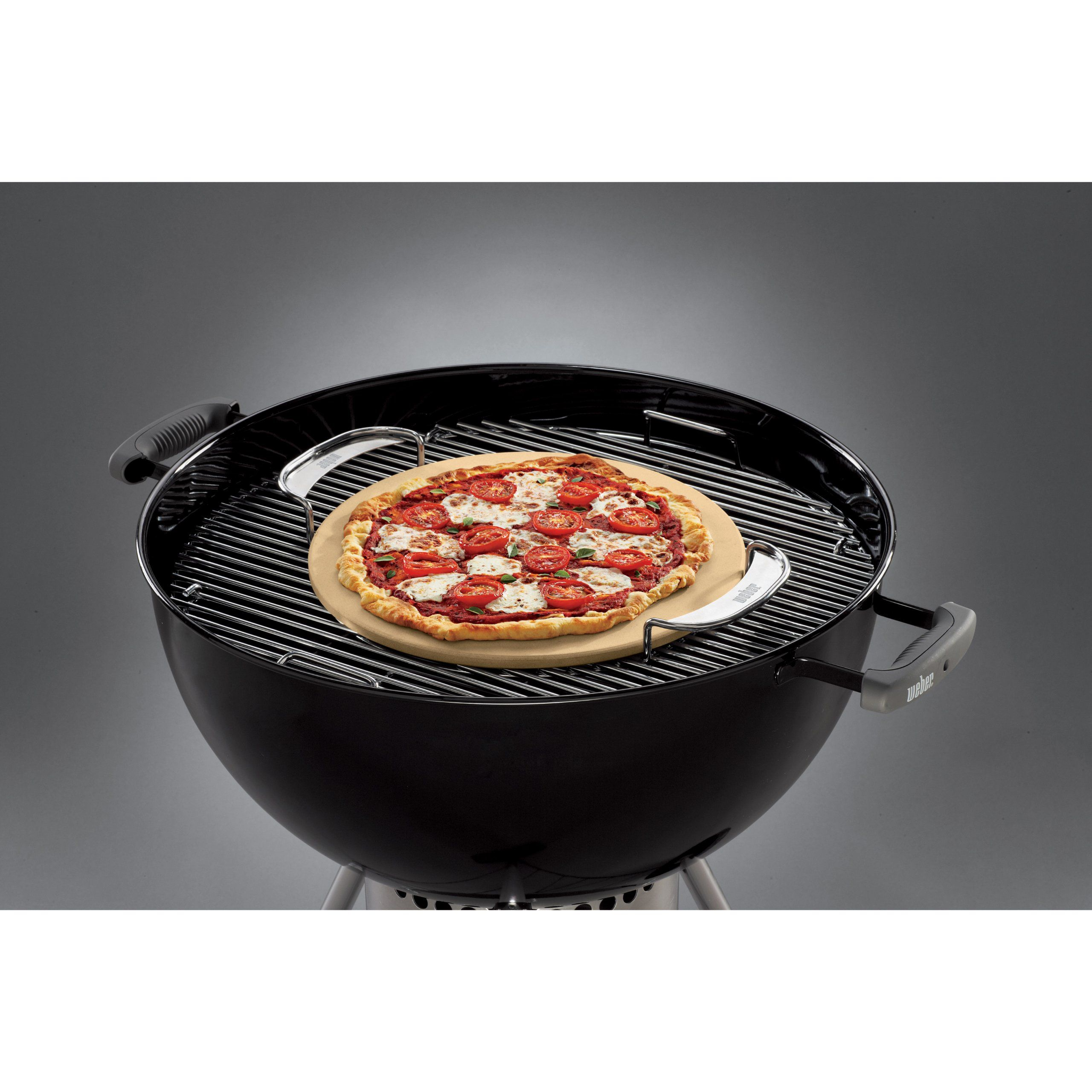 Gourmet Bbq System 35 Amazon Weber 8836 Gourmet Bbq System Pizza Stone With