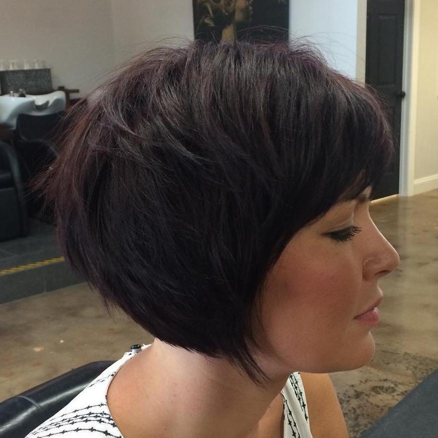 20 Stylish Ideas For A Pageboy Haircut M Pinterest Brunette