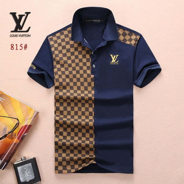 83516c923 Louis Vuitton POLO shirts men-LV61816A