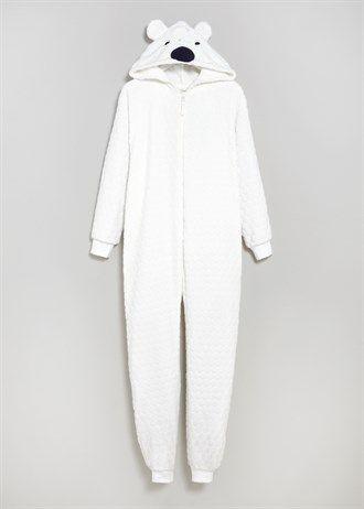 Polar bear onesie from Matalan <3 | Onesies Twosies | Pinterest ...