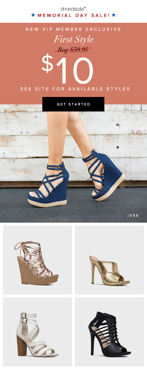 9c33eb785c3 Our Trendiest Styles are BACK! Wedges