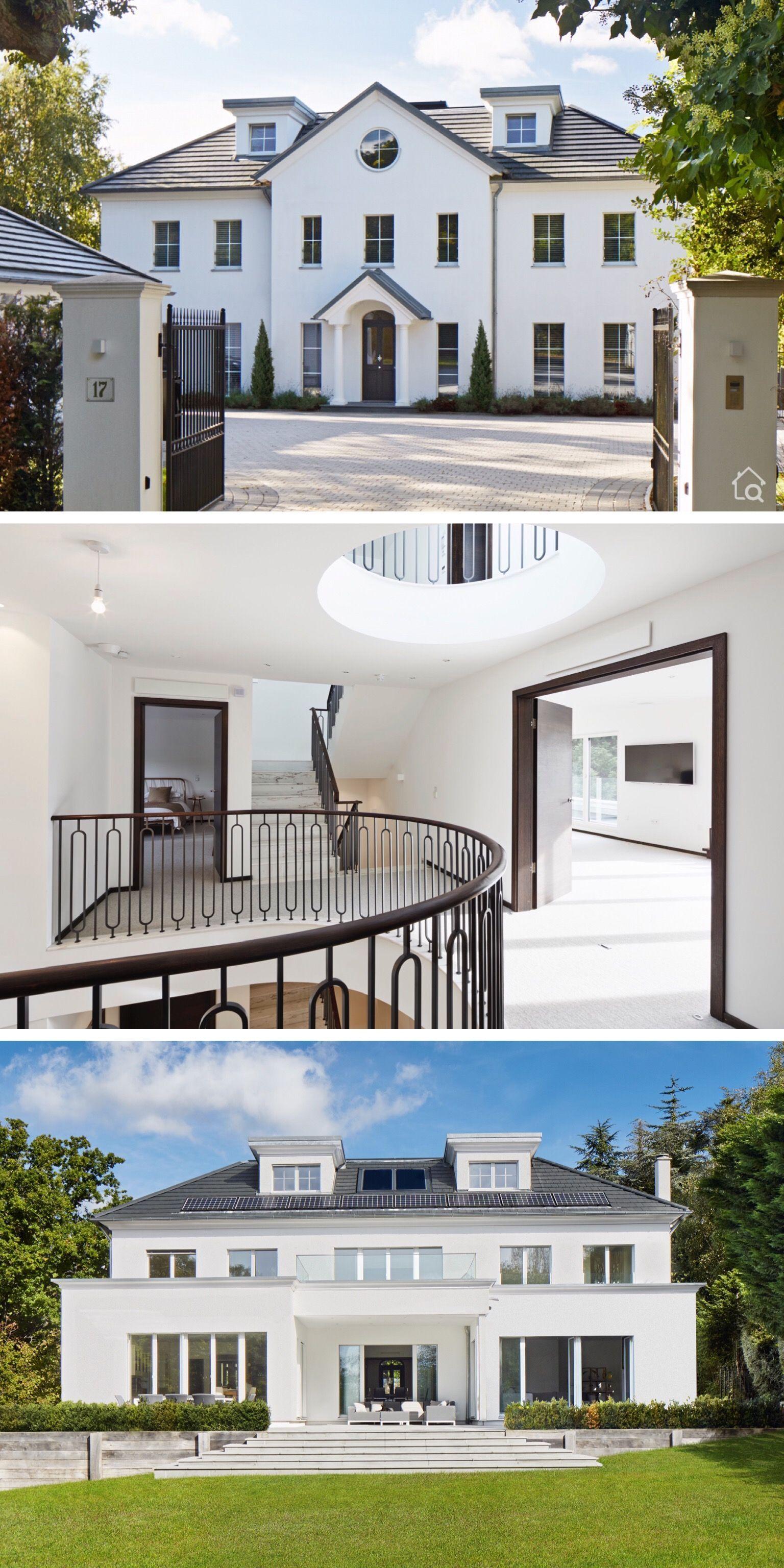 Luxus Landhaus Villa ATHERTON – Baufritz | HausbauDirekt.de