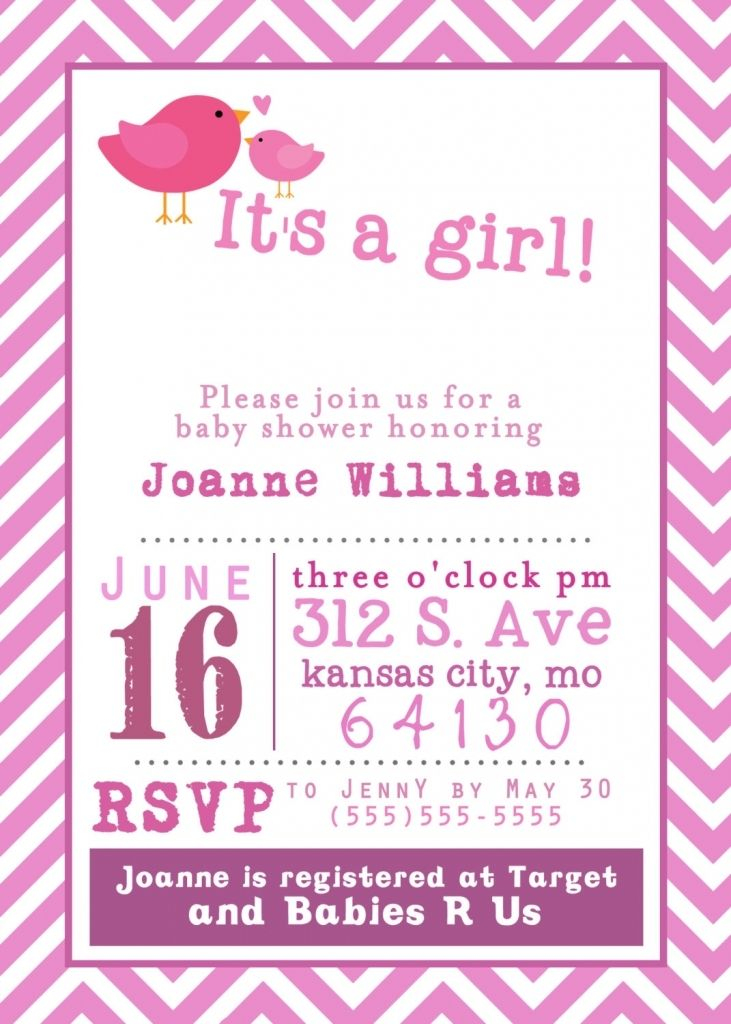Awesome Baby Shower Invitation Maker Free for Baby Shower Ideas from ...