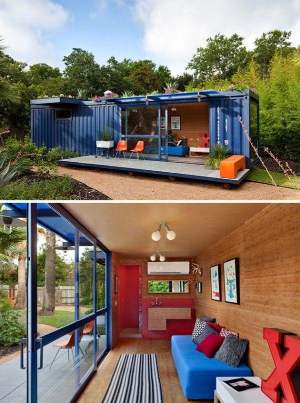 5 formas de vivir en un contenedor casas casas contenedores y contenedores maritimos - Vivir en un contenedor ...
