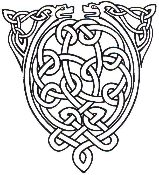 celtic art | Celtic | Pinterest | Celta, Mandalas y Símbolos