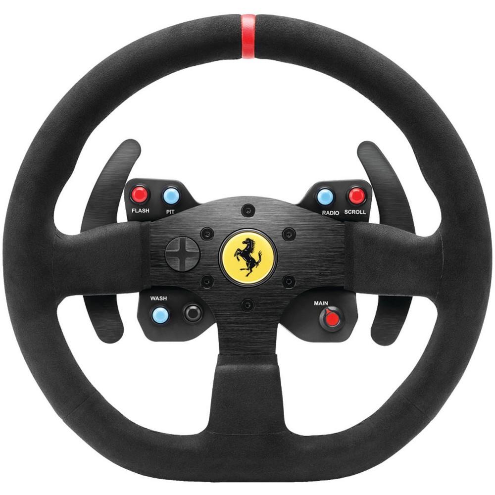 Thrustmaster Alcantara Edition F599xx Evo 30 Racing Wheel Black Ts Xw Racer New
