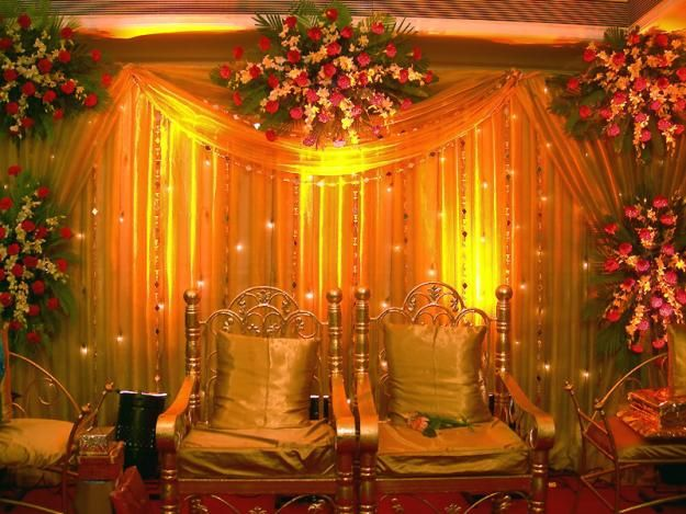 Bangalore stage decoration design 337 stage flower decoration bangalore stage decoration design 337 stage flower decoration pictures marriage stage decoration photos with junglespirit Images