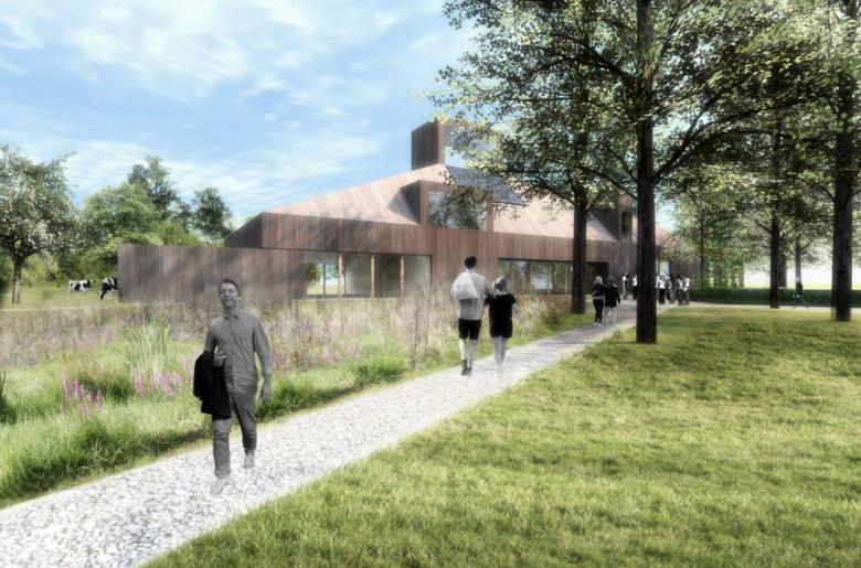 Centrum voor Natuur en Milieu Educatie | Woodteq.nl houtconstructies b.v.
