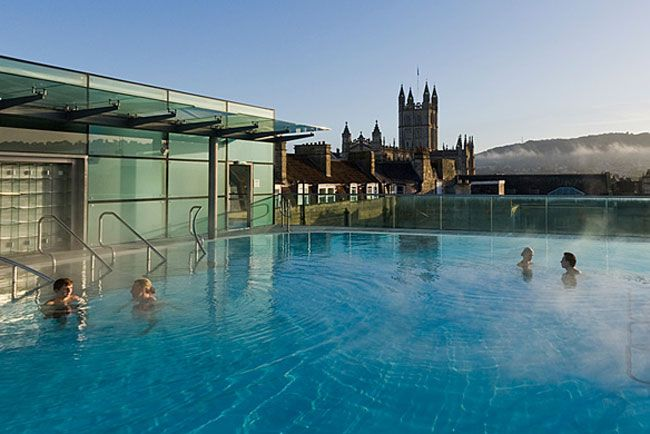 Best Of The Spas In Bath Uk Hole In The Donut Cultural Travel
