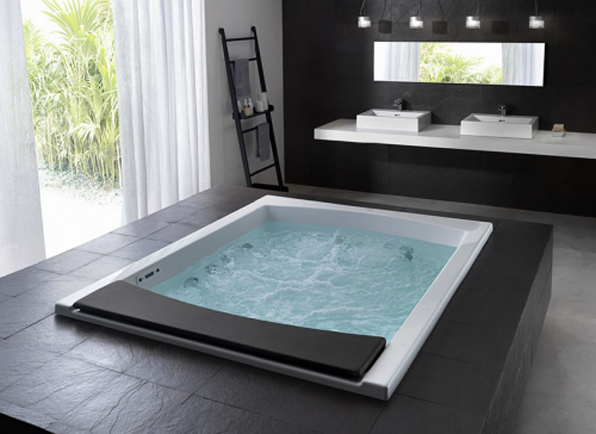 11 Awesome Bathtub Designs For Your Bathroom -