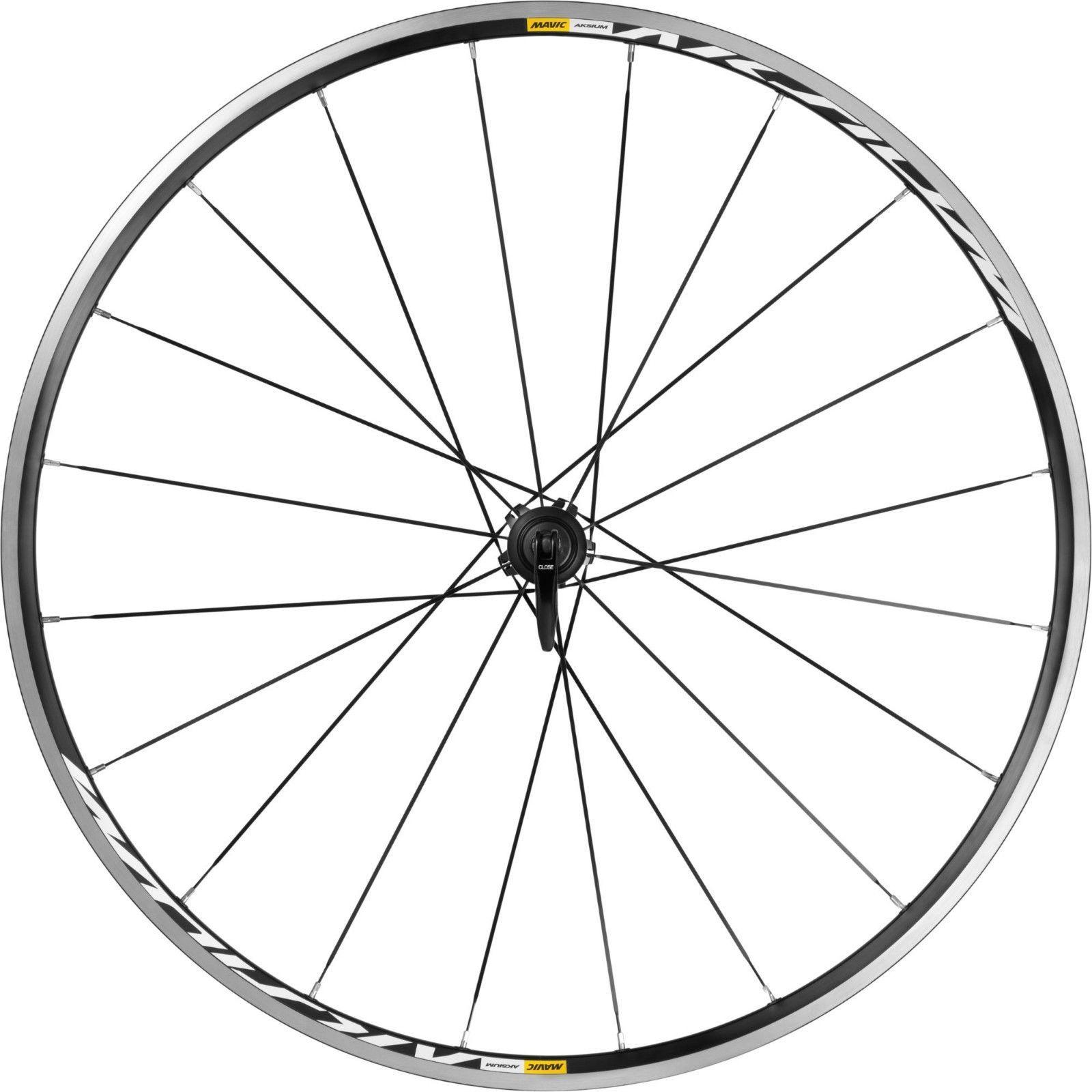 Mavic Aksium Rear Wheel For Road Or Triathlon Bike