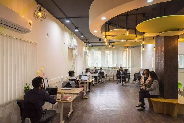 Why Shared Office Space Is So Much In Demand Office Space Shared Office Space Shared Office