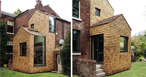 Diy extensions house
