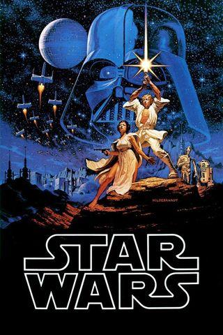 Star Wars Poster StarwarsClassic MoviesStar