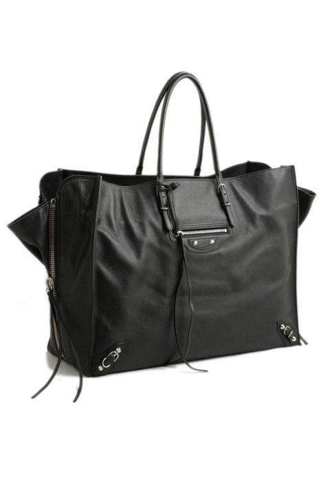 Balenciaga papier A4 black noir nero Balenciaga bag  0c32441282d81