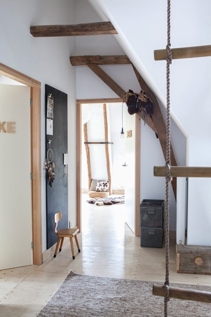 Lovely Children S Room With Natural Materials Photo S