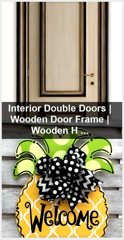 Photo of Interior Double Doors   Wooden Door Frame   Wooden House Doors 20190823,  #door #doors #Doubl…