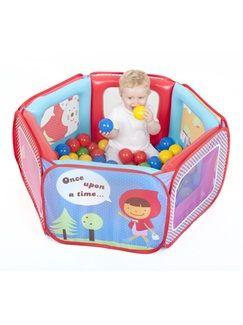 parc de jeux pliant et balles babyfitness confort area vertbaudet enfant jouets pinterest. Black Bedroom Furniture Sets. Home Design Ideas
