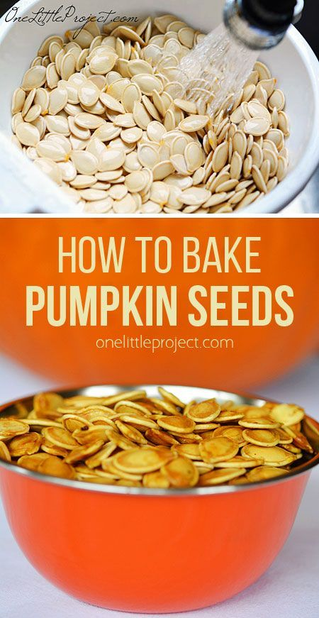 How to bake pumpkin seeds #roastedpumpkinseeds