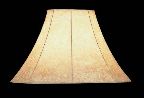 Lite Source Ch11618 18inch Lamp Shade Natural See This Great