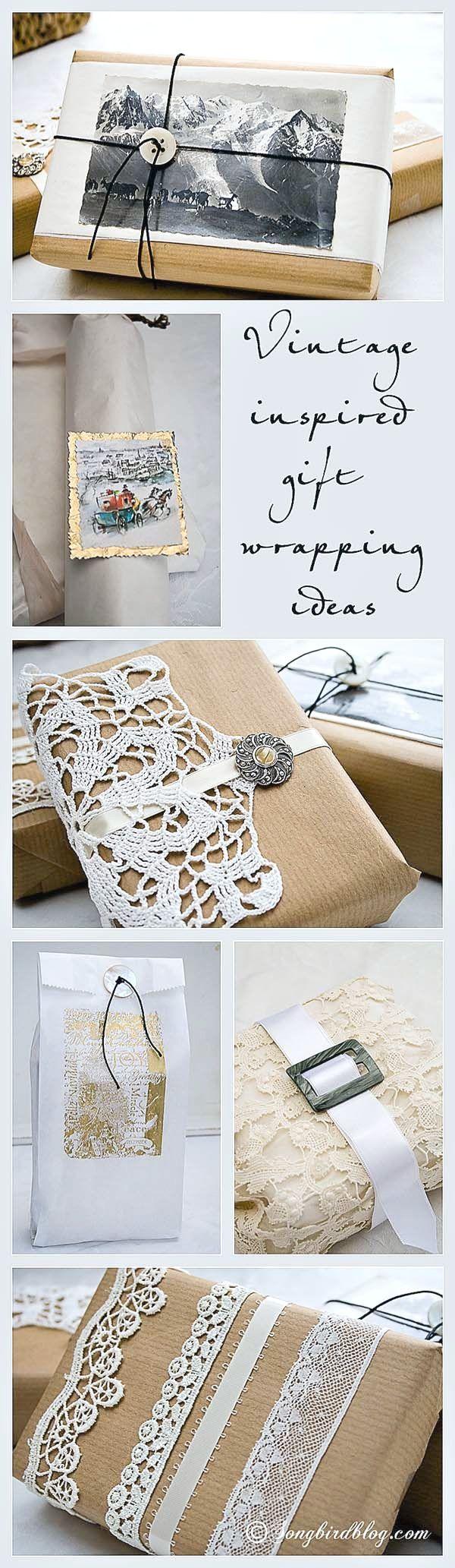 10 Ideen zum Verpacken Ihrer Geschenke #emballagecadeauoriginal