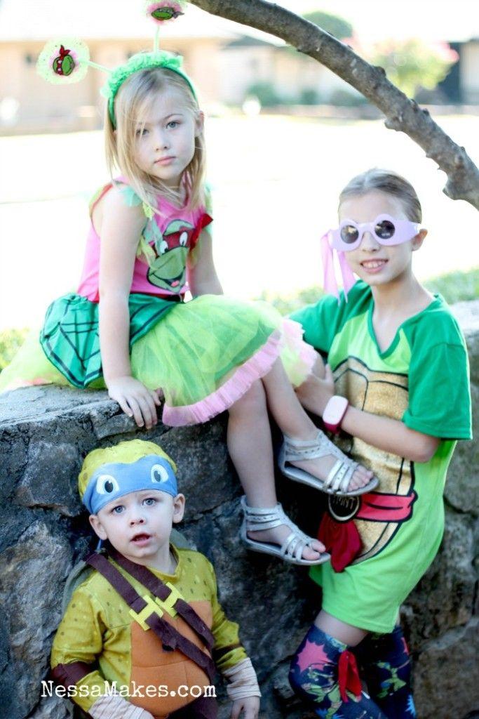 Party City Halloween 2020 Costumestmnt TMNT costumes for the whole family!   Teenage mutant ninja turtles