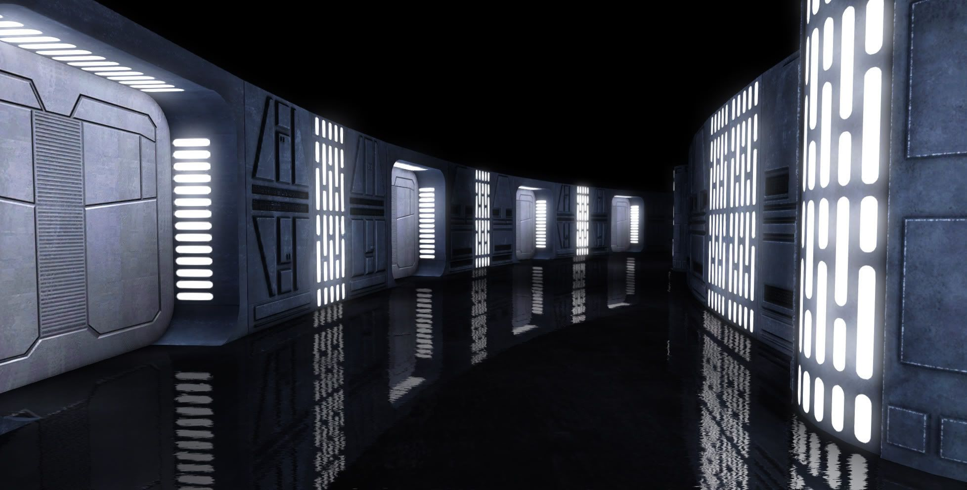 Star Wars Original Death Star Interior Jpg 1956 992 Star Wars