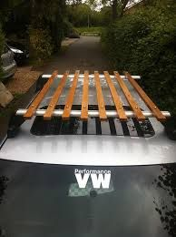 Image Result For Wood Roof Rack Diy