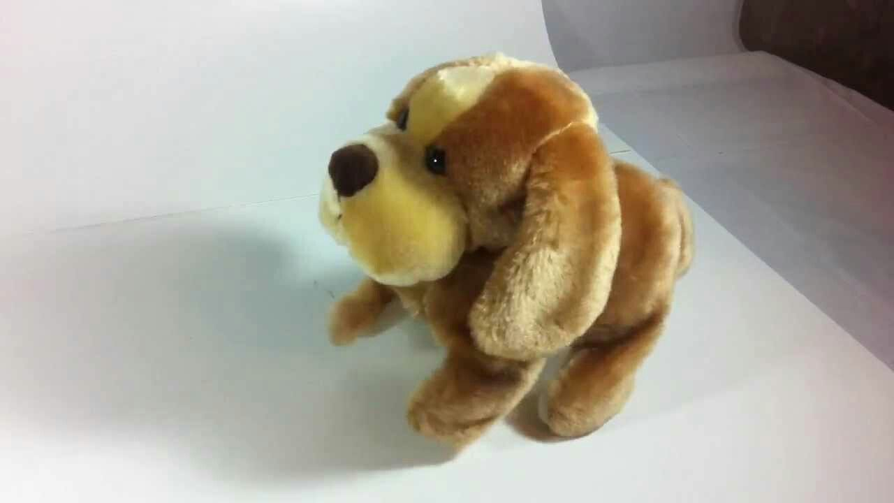 Animal alley flipforyou Darby toy Brown puppies, Baby