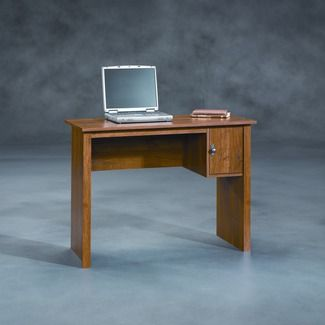 Sauder Student Desk In Abbey Oak Student Desks Desk Home Decor