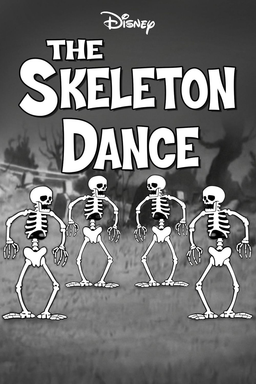 The Skeleton Dance (Disney) Skeleton dance, Skeleton