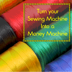 Do you love to sew? Perhaps you have a machine but felt you didn't have the time to use it. If you knew that you could earn cash by sewing, would...