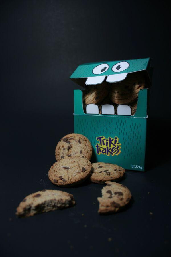 embalagem divertida para biscoito , by Alberto Castillo