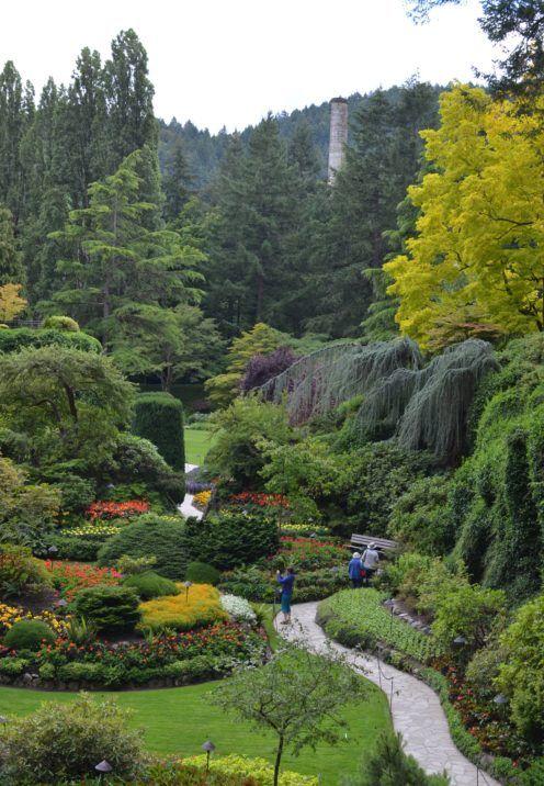 SUNDAYS WITH CELIA VOL 6 - After Orange County Butchart Gardens, Victoria, BC