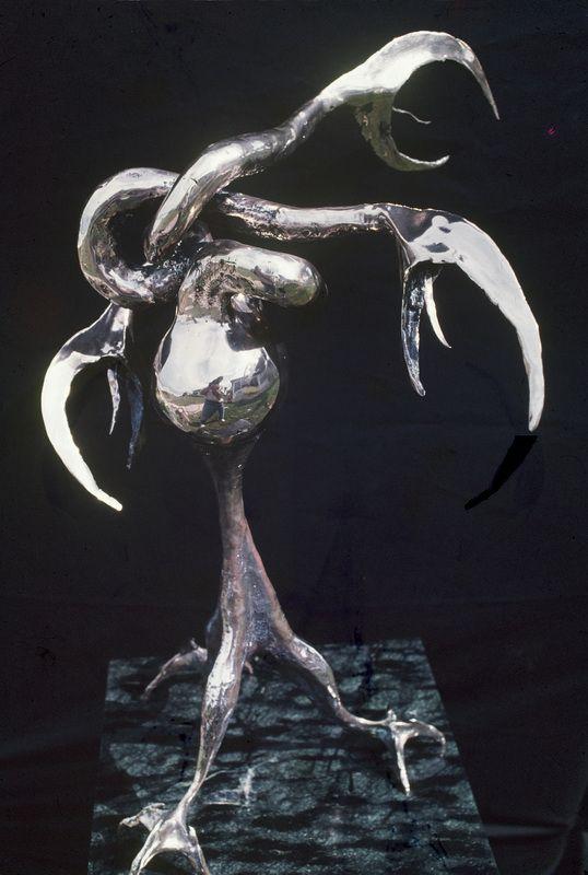 bronze sculpture by michael moffett