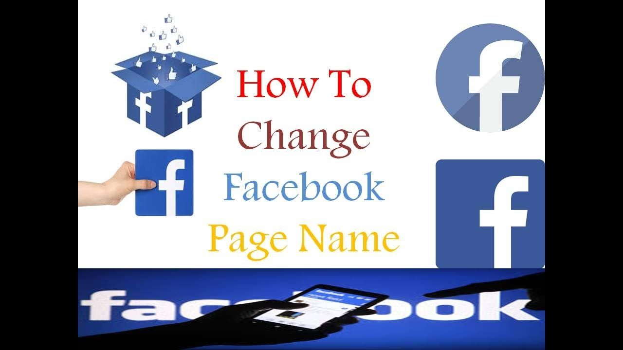 How To Change Facebook Page Name & Url After 400 Likes - Oct 2016 New Trick
