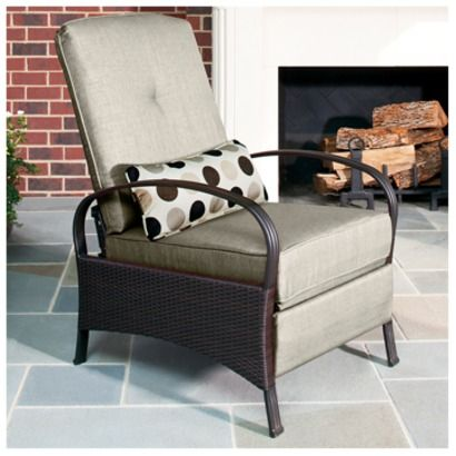 La Z Boy Patio Recliner Chair Collection