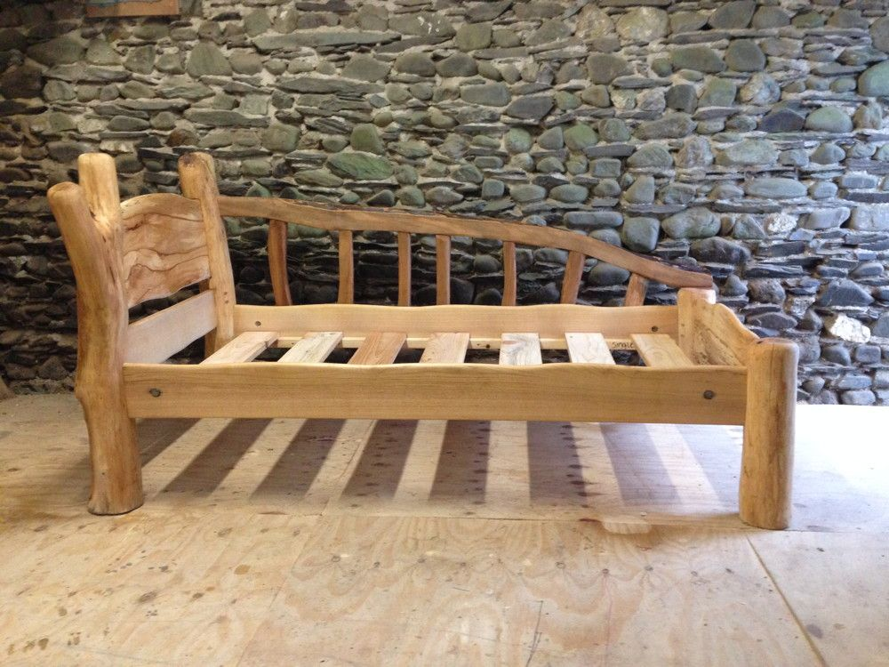 driftwood-day-bed_2 Wood / Drewno Pinterest Bed, Driftwood and