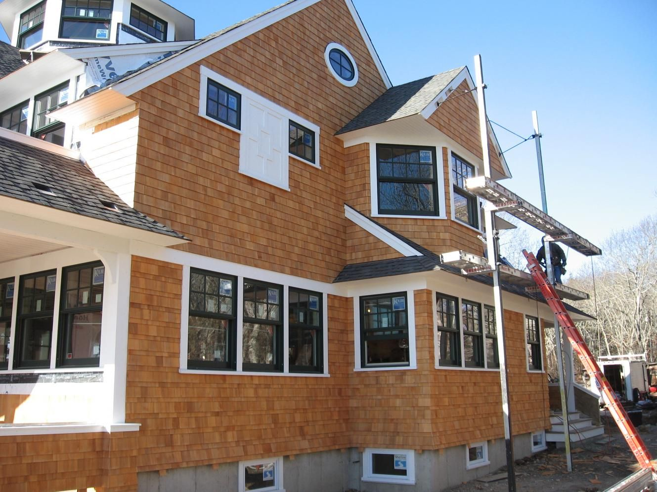 Best Lines In Siding On Lower Portion Images Of Cedar Shake 400 x 300